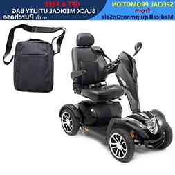 "Drive Cobra GT4 Heavy Duty Power Mobility Scooter, 22"" Seat"