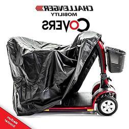 Challenger Mobility Cover - Heavy Duty Light Vinyl - Medium