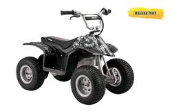 Razor Dirt Quad - Black