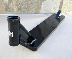 DIS Street Scooter Deck - Black 5.0 inches Wide - 21.0 inche