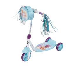 Disney Frozen 2 Scooter 3-Wheel Kick Girls Toddler Preschool