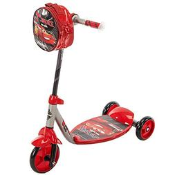 Disney Pixar Cars Lightning McQueen 3-Wheel Preschool Scoote
