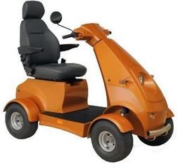 """E-Wheels - EW-72 Heavy Duty Scooter - 4-Wheel - 18.5""""W x 17"""""""