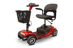 E-Wheels EW-M34 Travel Mobility Electric Scooter - RED