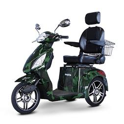 E-Wheels - EW-36 Full-Sized Scooter - 3-Wheel Mobility Scoot