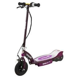 Razor E100 Motorized 24V Rechargeable Electric Powered Kids