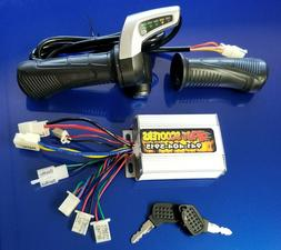 Razor E300 & E200 Variable Speed Kit -Throttle and Controlle