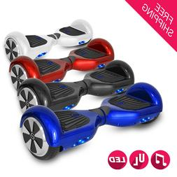 Electric Hoverboard Smart Self Balancing Hover board Scooter