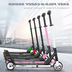 MegaWheels Electric Kick Scooter Mobility Folding E-scooter