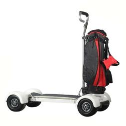 Electric Scooter 4 wheels for Adult Electric Golf board Golf