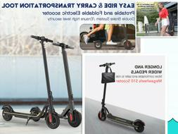 ELECTRIC SCOOTERS 8.5INCH 8.0'' 250W FOLDING COMMUTER E-SCOO