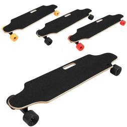 Electric Skateboard Longboard Scooter 4 Wheels 250W Wireless