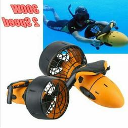 Electric Underwater Scooter Diving Scuba Scooter Water Sport