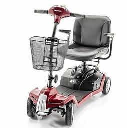 Shoprider ESCAPE 4 Wheel Portable Scooter Mobility 7A with F