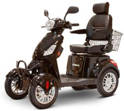 eWheels EW-46  Mobility Scooter 4 Wheel - w/Captain's Seat
