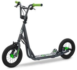 Mongoose Expo Scooter, Featuring Front and Rear Caliper Brak