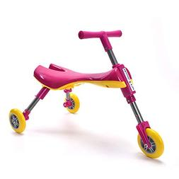 ChromeWheels Fly Bike for Toddlers,Scooter Bug Foldable Indo