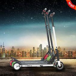 Megawheels Folding Aluminum E-scooter Waterproof Non-Slip El