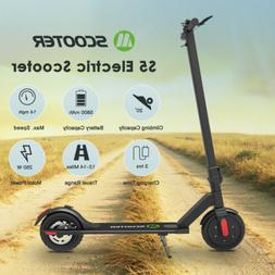 Folding Electric Scooter 250W Aluminum Portable Black Kick C