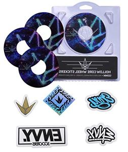 Envy Galaxy Wheel Sticker Pack
