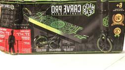 Madd Gear Carve Pro Green Black Trick Stunt Scooter New Box