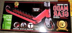 Madd Gear Carve Shredder Pro Scooter Red New