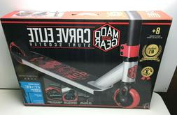 Madd Gear Carve Shredder Scooter Light Weight Pro Deck Red N