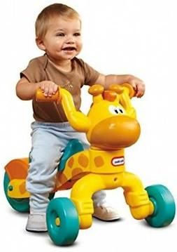 Ride On Toys Giraffe Baby Bike Scooter For Girls Boys Toddle
