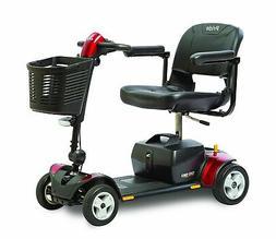 Go-Go Elite Traveller Plus HD 4 Wheel Travel Scooter
