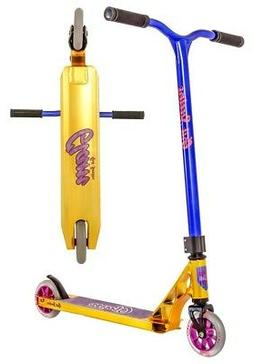 Grit Complete Scooter Vibes Glam Gold Vapour Purple