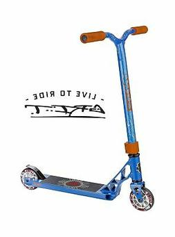 Grit Fluxx Mini Pro Scooter Satin Blue/Silver
