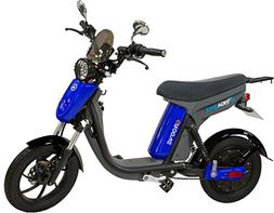 GigaByke Groove 750 Watt Motorized E-Bike - Street Legal Ele