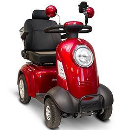 EWheels Heavy Duty Long Range 4 Wheeled Mobility Scooter - R