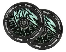 Envy Scooters Hollow Core Wheels 120mm Hologram Classic