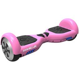 MEGAWHEELS Hoverboard for Kids with Colorful LED Lights Self