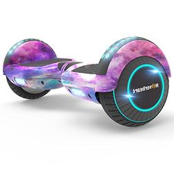 "Hoverboard Two-Wheel Self Balancing Electric Scooter 6.5"" UL"