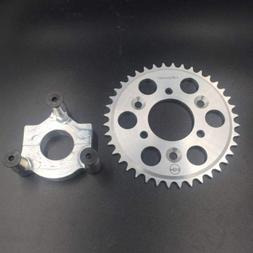 "dolphin1986 Hub Adapter 1.5"" and 40T Chain Drive Sprocket fo"