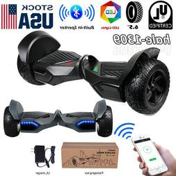 Hummer Off Road Bluetooth Hoverboard Self Balance Scooter UL