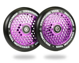ROOT INDUSTRIES - 110mm HONEY CORE SCOOTER WHEELS - SET OF 2