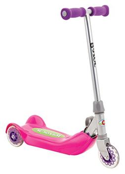 Razor Jr. Folding Kiddie Kick Scooter , Pink