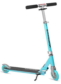 "K1 Girl or Boy Kick Scooter 2 Wheel Adjustable 40"" Kids up"