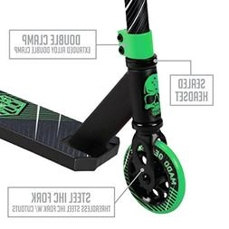 Madd Gear Kick Extreme, Black/Green