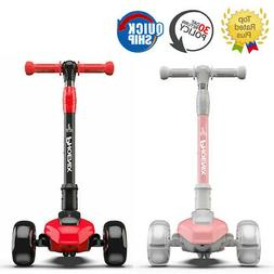 Phoenix Kick Scooter for Kids Folding Scooter for Toddler Gi