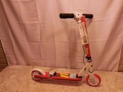 kids Fuzion Kick scooter with digital speedometer speed o me