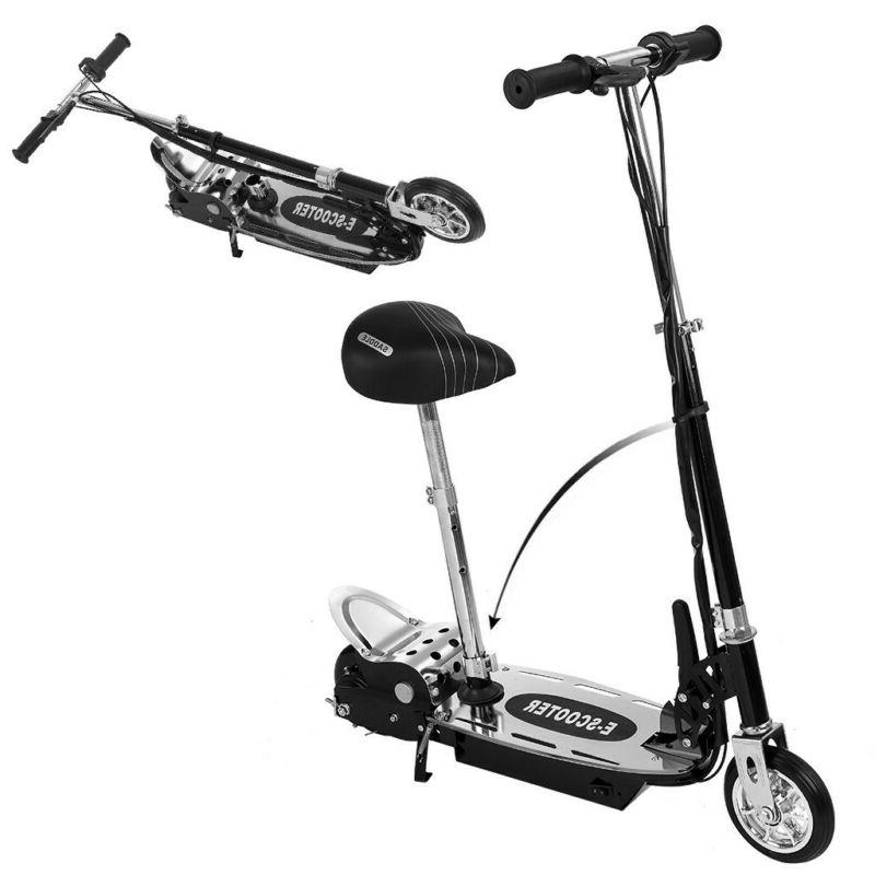 120W Scooter Ultra-Lightweight Foldable With Adjustable