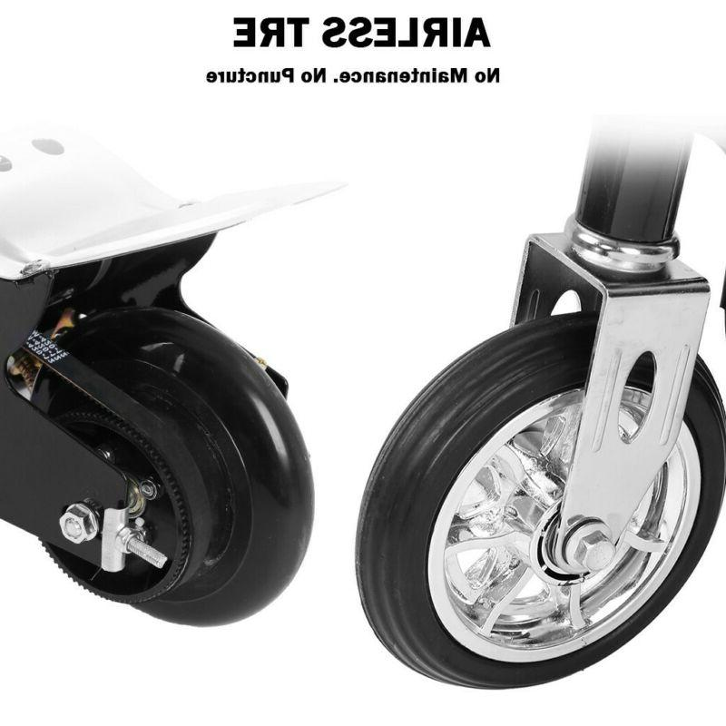 120W Electric Scooter Ultra-Lightweight Foldable Adjustable Handlebar Seat