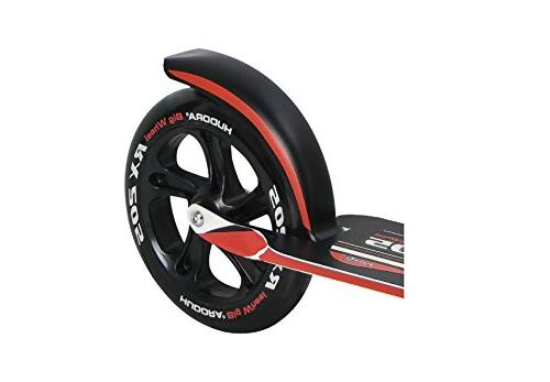 HUDORA Kick Scooter- PU Wheels Adjustable