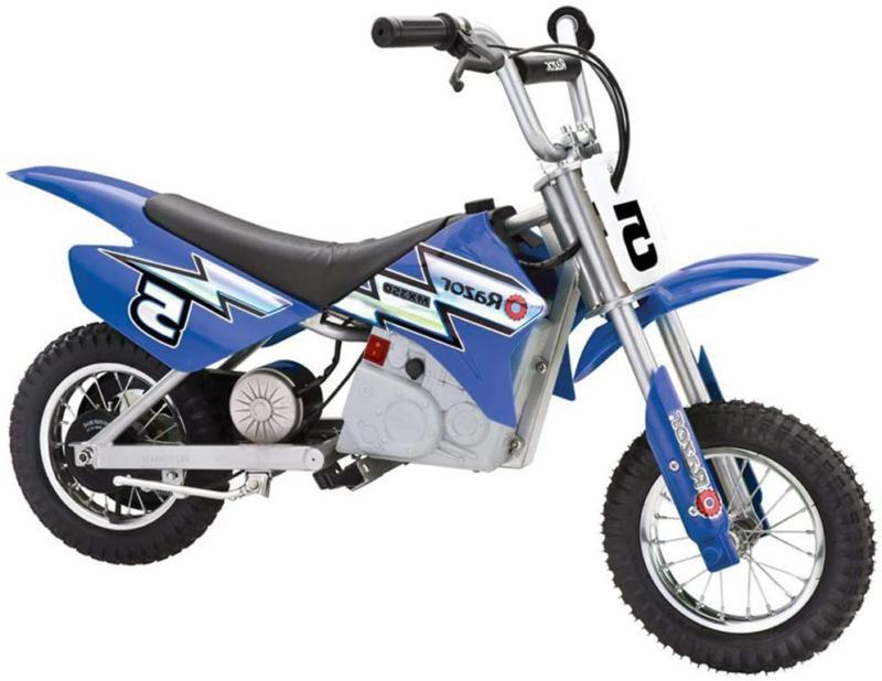 Razor Dirt Rocket Motocross Ages 12 and up Bundle w