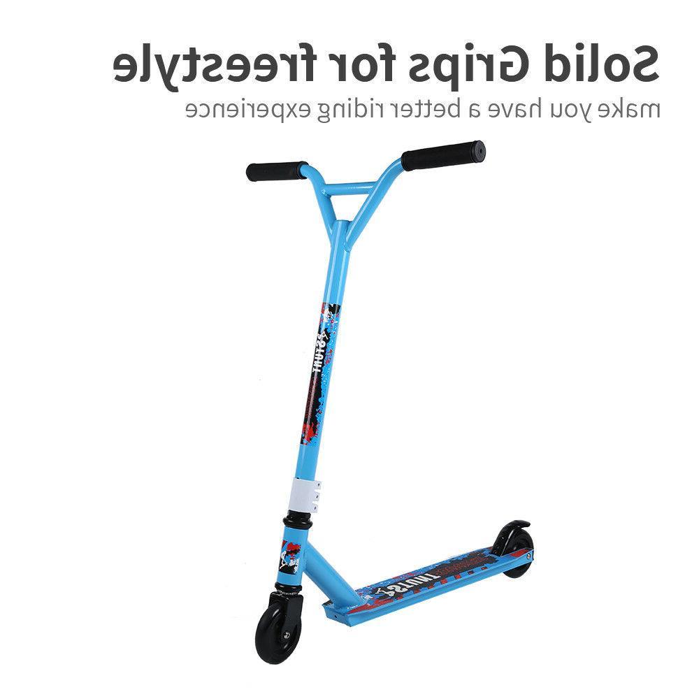2 wheels aluminum kick scooters kids gift