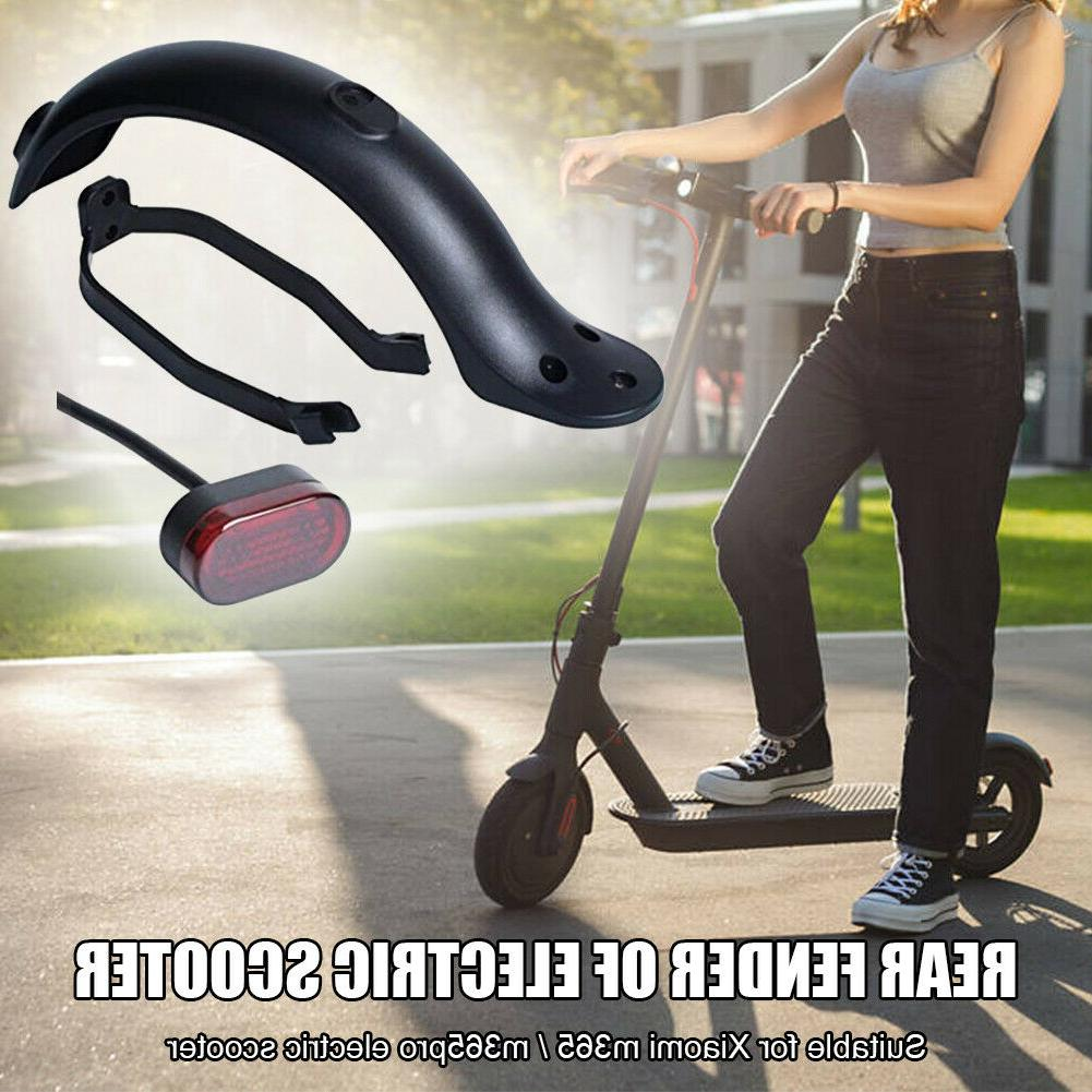 3x Electric Scooter Rear Fender Xiaomi Kit